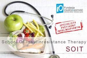 """SZKOLENIE SOIT - School Of Insulinresistance Therapy """"SPECJALISTA PRZYJAZNY INSULINOOPORNYM"""" @ Warszawa, Al. Jerozolimskie 123A"""
