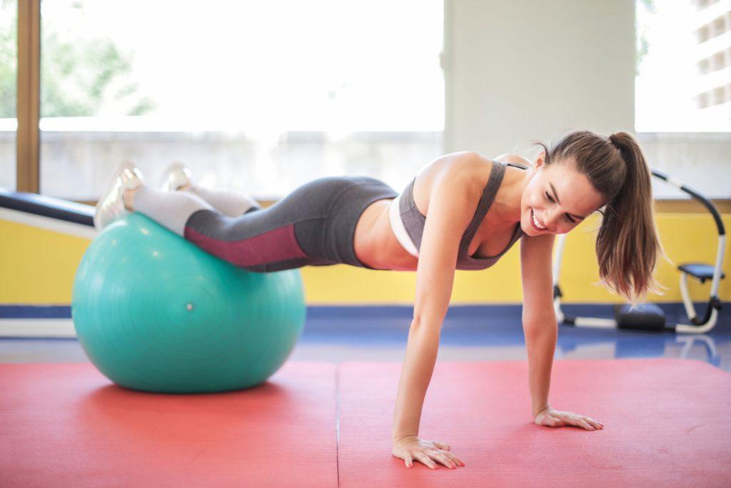 aktywność fizyczna w IO