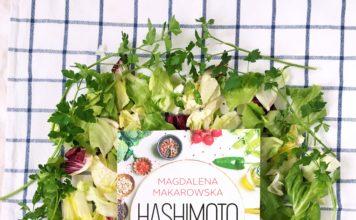 Hashimoto na widelcu książka