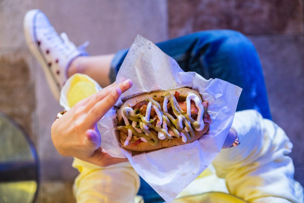 fast food dla insulinoopornych