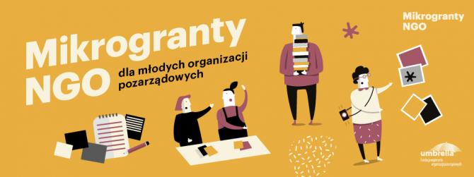 mikrogranty NGO