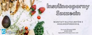 Insulinooporny Szczecin- warsztaty dla pacjentów @ Partyzantów 3