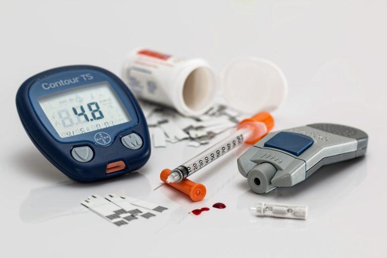 Asystent Google dla cukrzyków