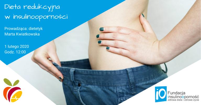 Jak zgubić zbędne kilogramy mając IO? Zapraszamy na webinar!