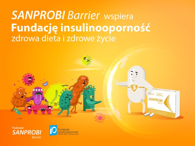 Czy probiotyki mogą zmniejszyć insulinooporność?