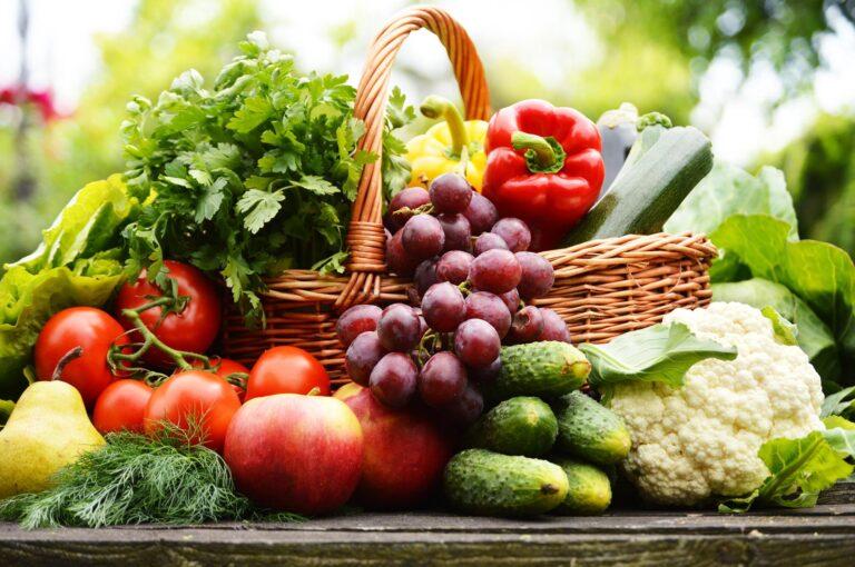 Dieta roślinna łagodzi objawy Covid-19