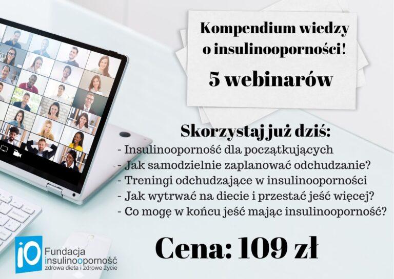 Kompendium wiedzy dla IO: 5 webinarów w promocyjnej cenie